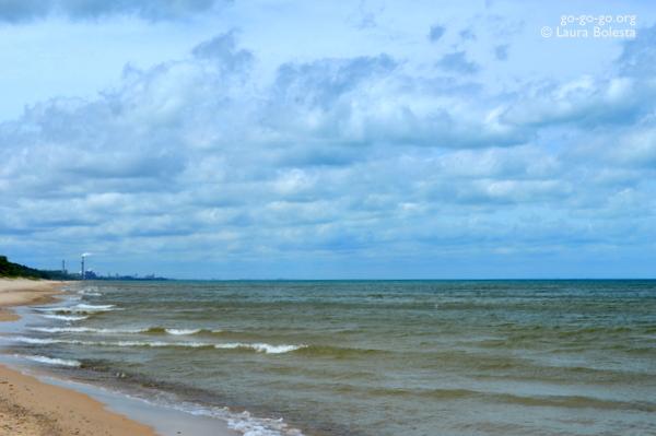 Indiana Lakefront  © Laura Bolesta