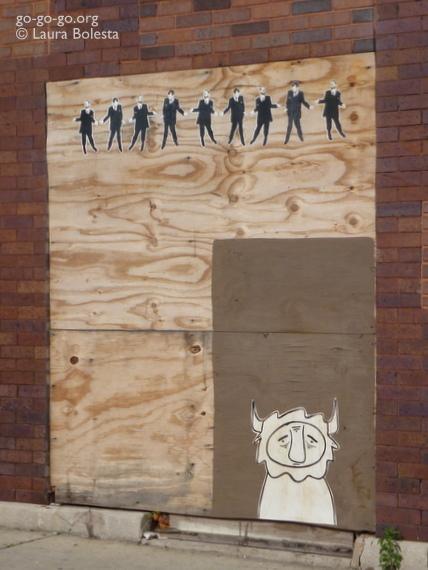 Everyday Photo: Sad Minotaur by Laura Bolesta