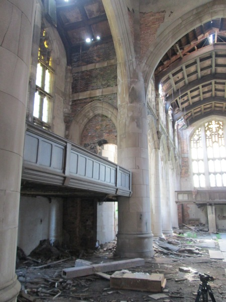 City Methodist Church, Gary, Indiana