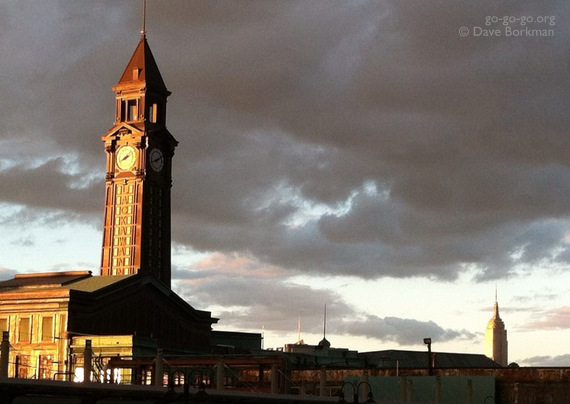 Everyday Photo: Clocktower by Dave Borkman