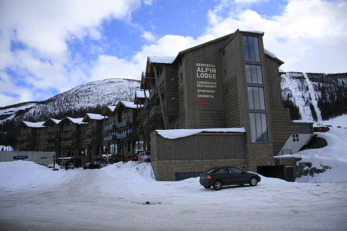 Hemsedal lodge