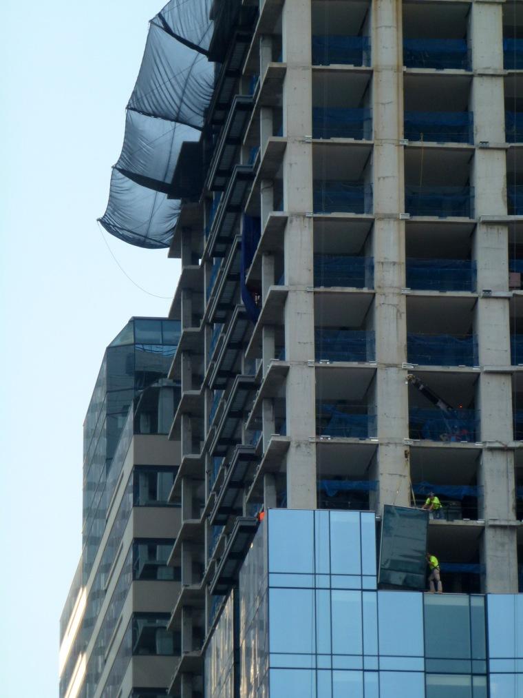 Everyday Photo: Window Installation