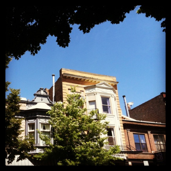 Everyday Photo: Blue Sky