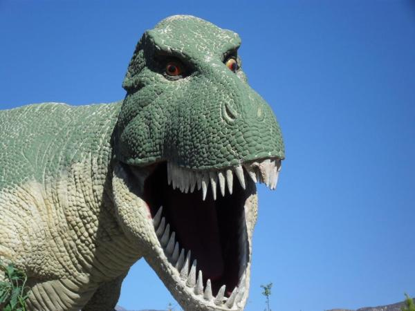 the mighty derpasaurus rex