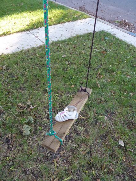 Everyday Photo: Swing